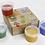 """Thumbnail: Fingerfarben 4er Set """"Aki"""" (blau, gelb, rot, grün)"""