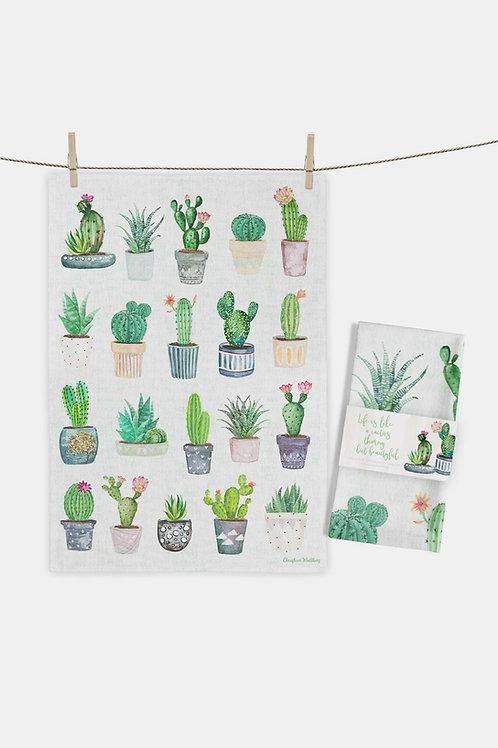 "Küchentuch ""Cactus Collection"""