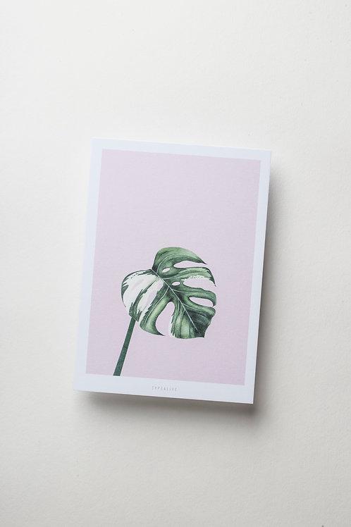 """Postkarte """"Tropical No. 11"""""""