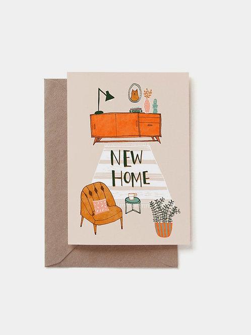"""Grußkarte """"New Home II"""""""