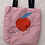 """Thumbnail: Tote Bag """"Sweet as a peach"""""""