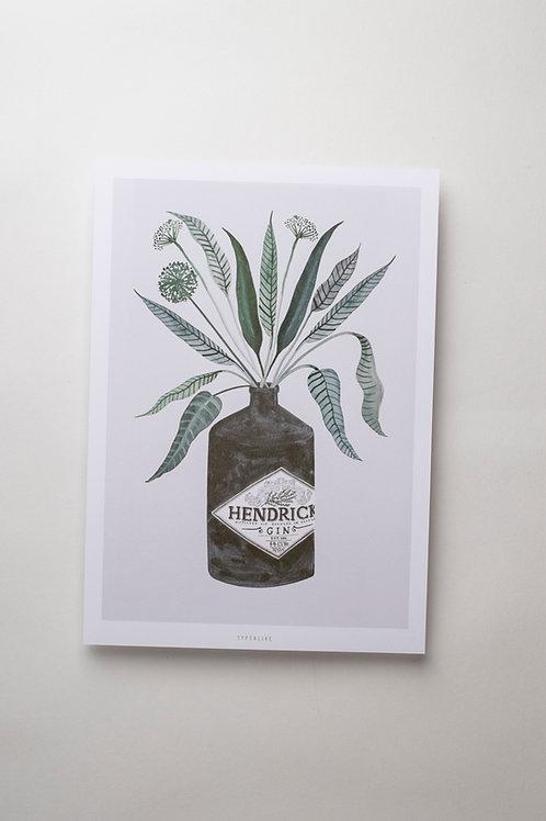 "Art Print ""Ginspiration No. 2"" (A4)"