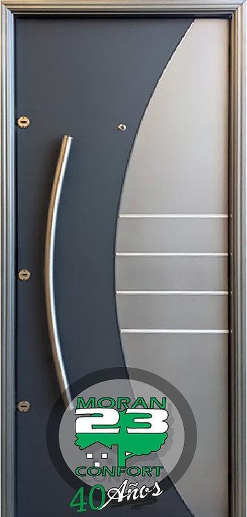 Puerta Pavir 76 Bicolor