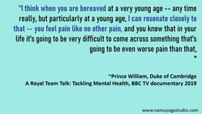 Mental health: A royal resonance