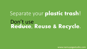 STOP!! It's plastic!