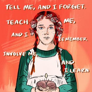 Anne (AMYBETH McNULTY)