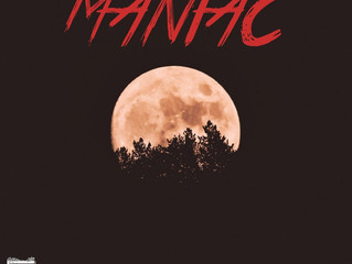 "Stream new single ""Maniac"""