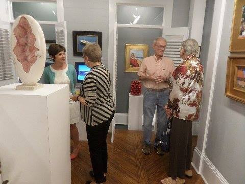 Gingerbread Square Gallery Key West 2015