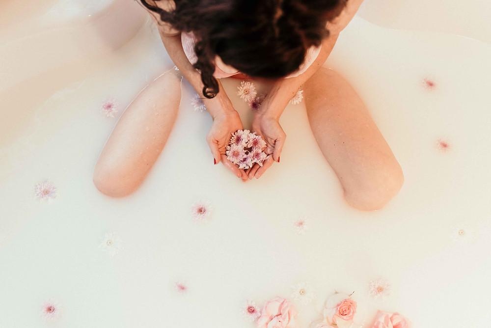 Bec-Peterson-Floral-Milk-Bath-Sensual-Photography