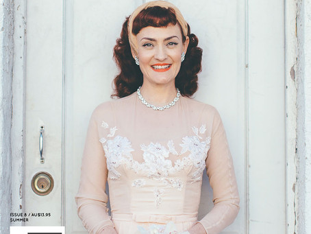 Vintage Bride Magazine | Hannah + Pete | Newcastle Wedding Photographer