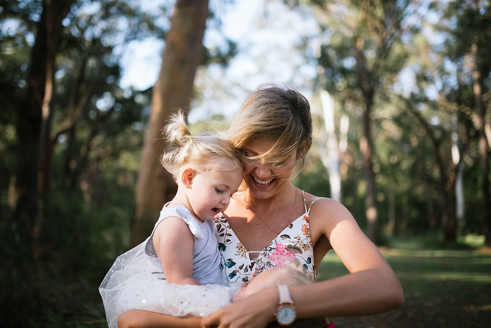 Bec Peterson Hunter Valley Family Documentary Photography