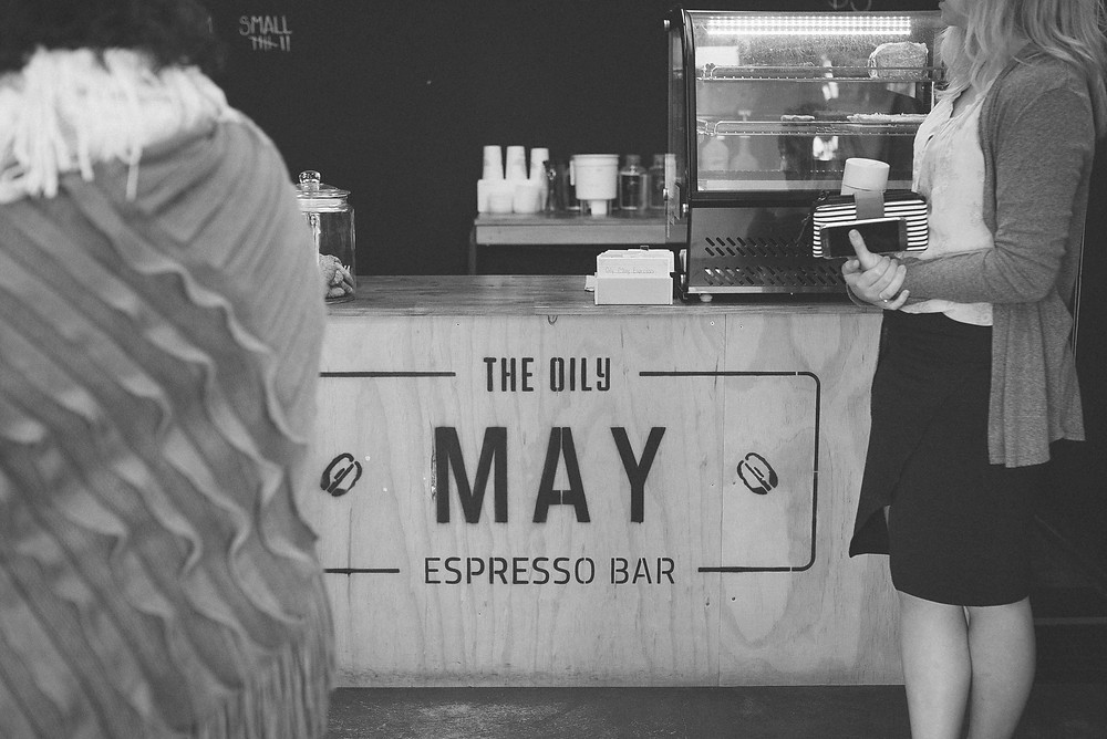 Bec Peterson Newcastle Natural Light Commercial Photographer The Oily May Espresso Bar and Cafe Mayfield