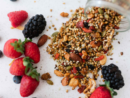 How to Make | Paleo Granola | Healthy Recipes