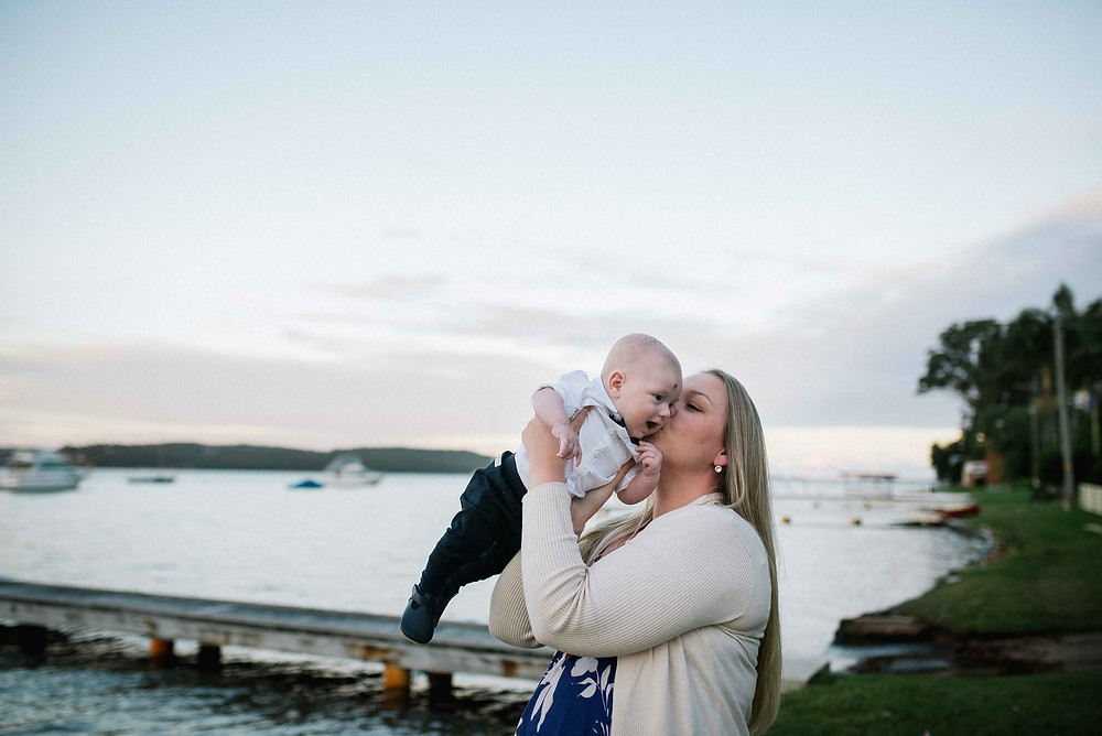 Bec Peterson Hunter Valley Natural Light Family Lifestyle Photography