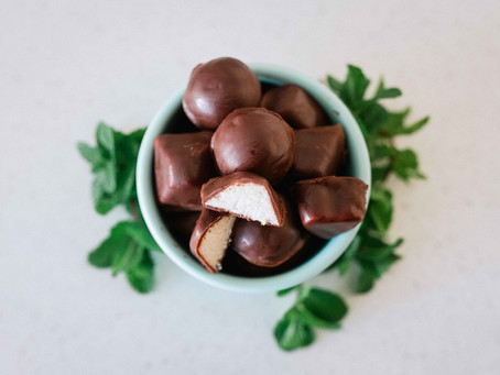 Keto Chocolate Mints | Guilt Free Chocolate | Simple Recipes