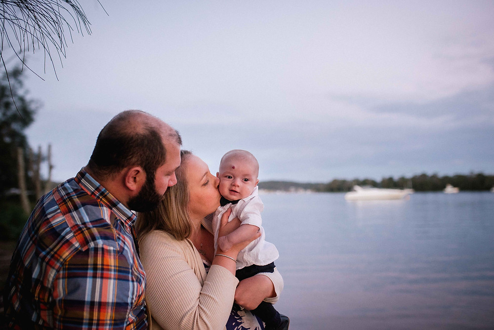 Bec Peterson Family Documentary Lake Macquarie Newcastle Hunter Valley Central Coast Sydney Photography