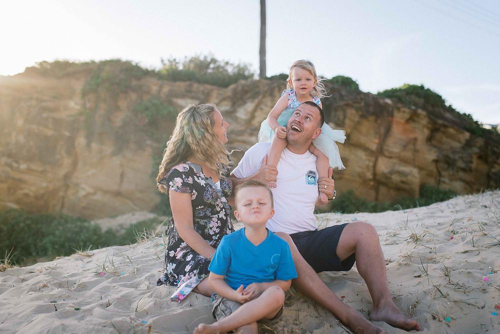 Bec Peterson Lake Macquarie Lifestyle Family Photographer Natural Light Australia