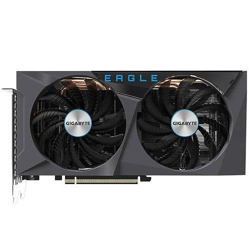 GIGABYTE NVIDIA GeForce RTX 3060 Ti EAGLE OC 8GB GDDR6 2HDMI/2DisplayPort PCI-Ex