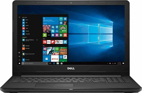 DELL 15.6″ Laptop, 7th Gen AMD Dual-Core A6 Processor