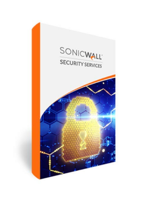 SONICWALL COMPREHENSIVE GATEWAY SECURITY SUITE BUNDLE FOR 2 YR