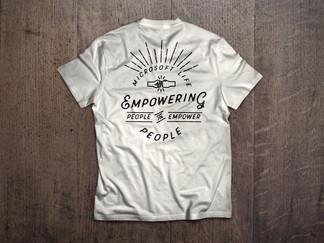 T-Shirt Design (Back)