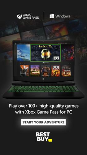 Xbox & Windows Campaign on Snapchat