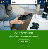 Xbox Headset Launch on Walmart