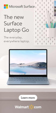 Walmart Offsite Surface Ad