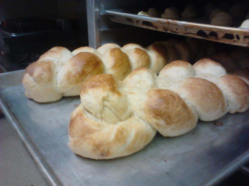 Hallah Bread