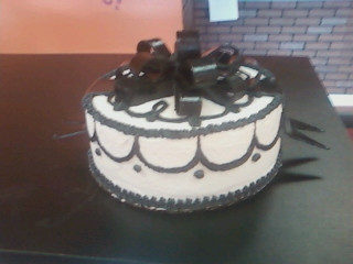 Elizabeth Fell's Birthday Cake