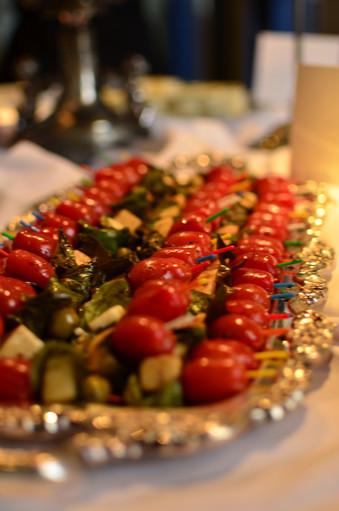 Caprese Salad Hors d'oeuvre