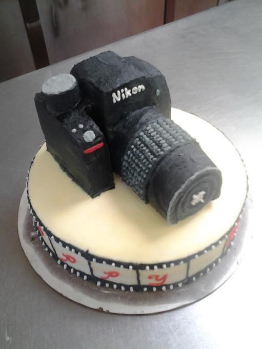 Ashlin's Nikon