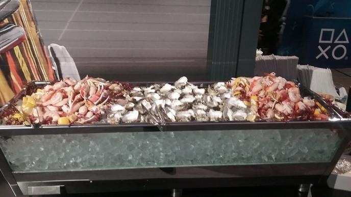 Seafood Raw Bar