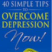 40 Simple Tips to Overcome Depression No