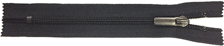 Застежка-молния тип 7 с брелоком