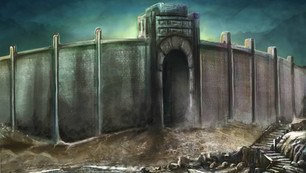 """Game Project """"The Prison, the Wall and the Tower"""""""