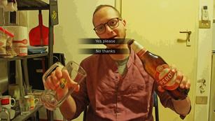 Ren'Py Beer Game
