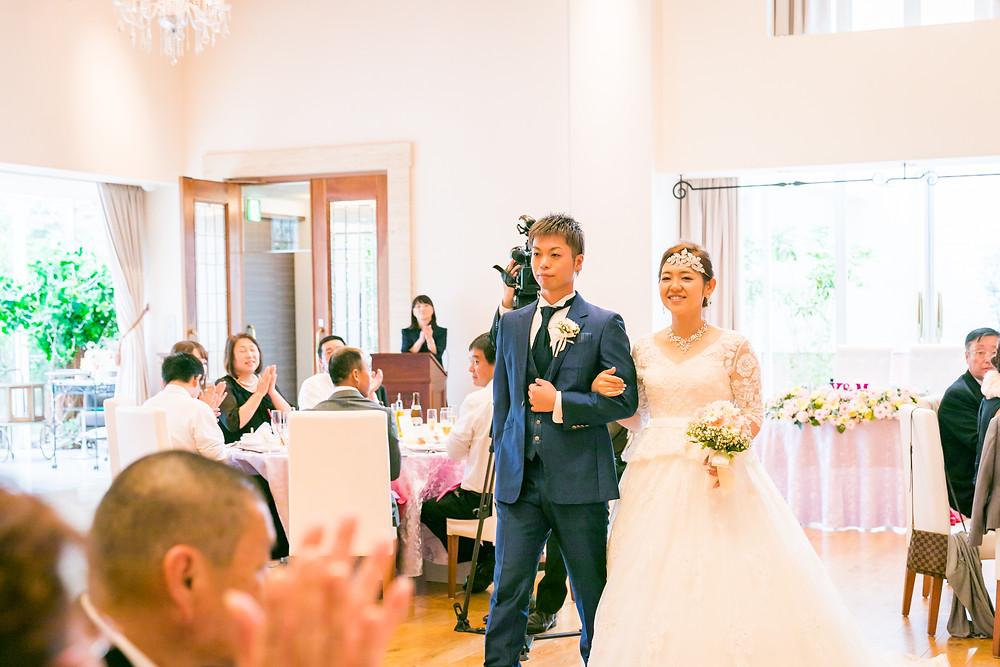 結婚式 外注カメラマン 千葉 当日撮影