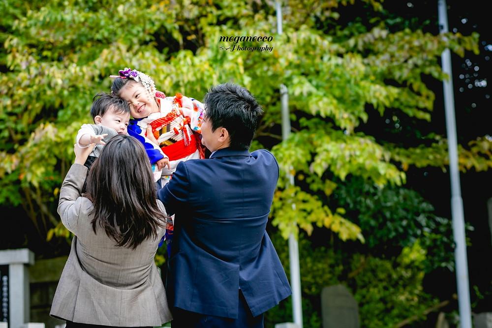 船橋大神宮 出張撮影 七五三 お宮参り カメラマン 千葉 東京