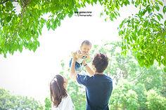 ファミリーフォト 家族写真