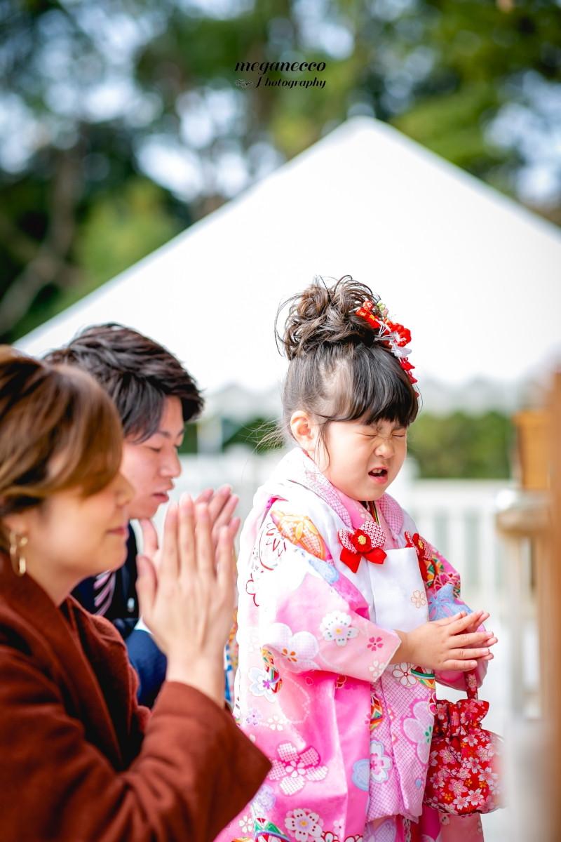 稲毛浅間神社 七五三 お宮参り 出張撮影 カメラマン 千葉 家族写真