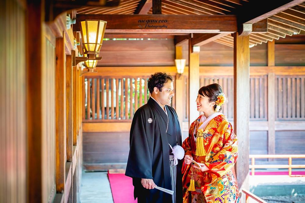 代々木八幡宮 結婚式