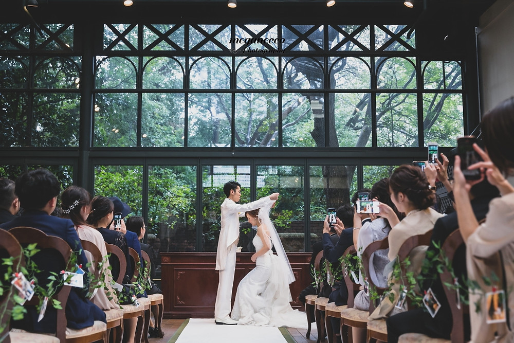 結婚式 カメラマン 東京 千葉 当日撮影