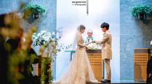 セルリアンタワー東急ホテルで結婚式の撮影(持ち込みカメラマン)