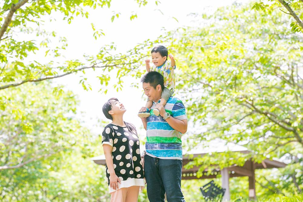バースデーフォト 家族写真 出張撮影