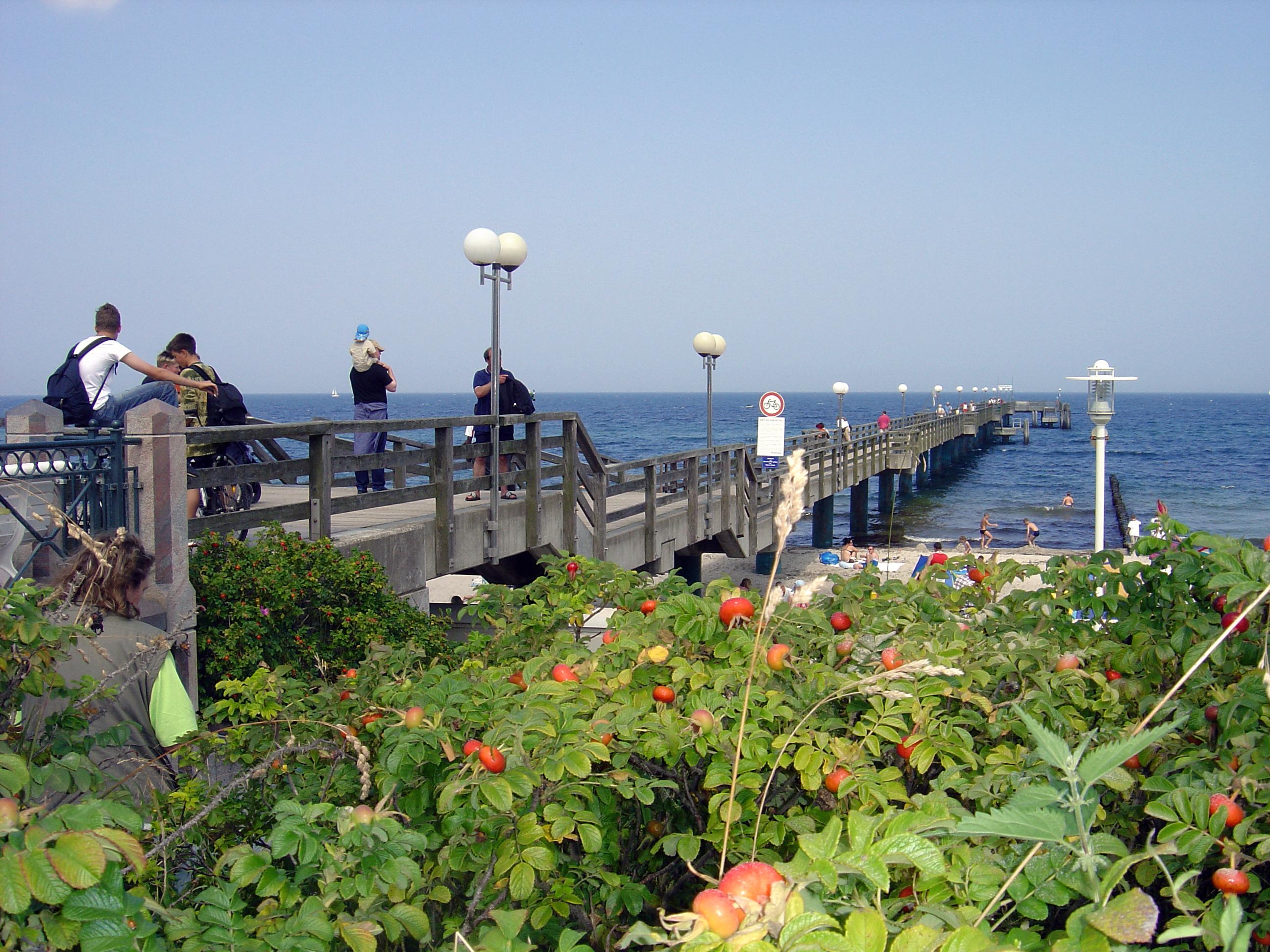 Seebrücke Kühlungsborn