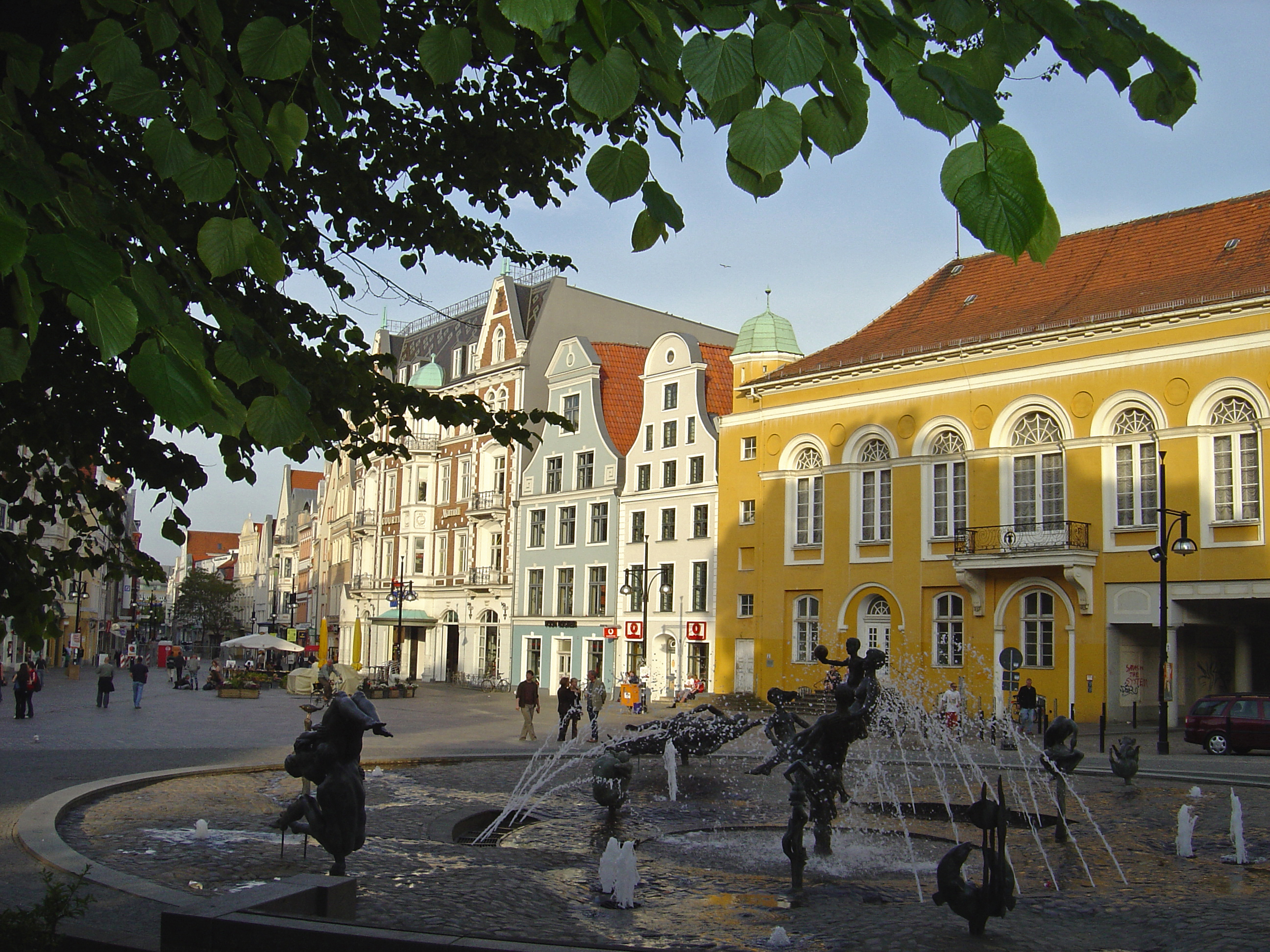 Rostock Stadtmitte