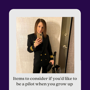 Want a Career as a Pilot?  Here are Some Things to Consider.