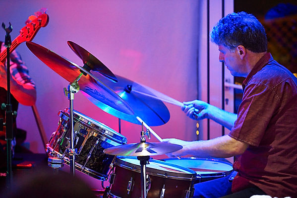 Rick Finlay drums