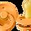 Thumbnail: Bibs Apricot - maat 2